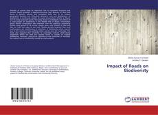 Bookcover of Impact of Roads on Biodiveristy