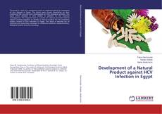 Capa do livro de Development of a Natural Product against HCV Infection in Egypt