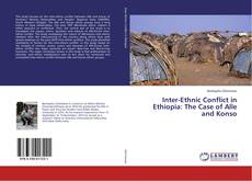 Buchcover von Inter-Ethnic Conflict in Ethiopia: The Case of Alle and Konso