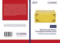 Muhafaza Şartlarının Tereyağında Kaliteye Etkisi kitap kapağı