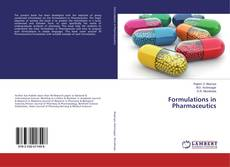 Copertina di Formulations in Pharmaceutics