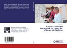 Couverture de A Multi-stakeholder Framework for Evaluation of University Websites