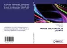 Buchcover von Fractals and properties of materials