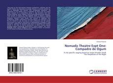Portada del libro de Nomadic Theatre Expt One: Compadre de Ogum