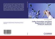 Couverture de Callus Formation and Plant Regeneration in Wheat (Triticum aestivum)
