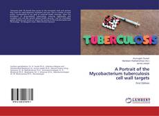 Capa do livro de A Portrait of the Mycobacterium tuberculosis cell wall targets