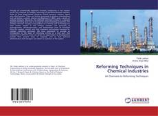 Couverture de Reforming Techniques in Chemical Industries
