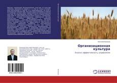 Bookcover of Организационная культура