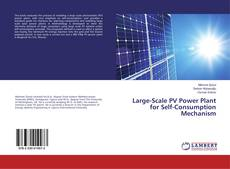 Large-Scale PV Power Plant for Self-Consumption Mechanism kitap kapağı