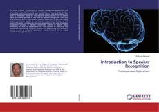 Couverture de Introduction to Speaker Recognition