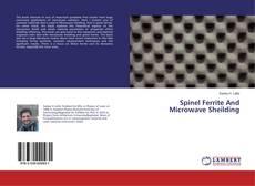 Portada del libro de Spinel Ferrite And Microwave Sheilding