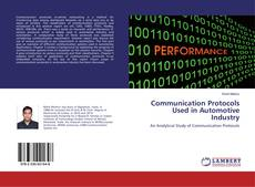 Couverture de Communication Protocols Used in Automotive Industry