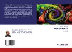 Bookcover of Mental Health