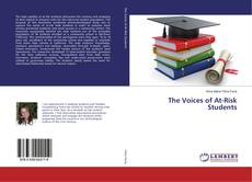 Buchcover von The Voices of At-Risk Students