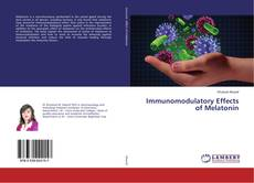 Buchcover von Immunomodulatory Effects of Melatonin