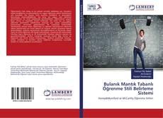 Bulanık Mantık Tabanlı Öğrenme Stili Belirleme Sistemi kitap kapağı