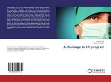Capa do livro de A challenge to EPI program