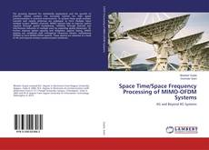 Bookcover of Space Time/Space Frequency Processing of MIMO-OFDM Systems