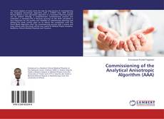 Portada del libro de Commissioning of the Analytical Anisotropic Algorithm (AAA)