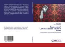 Buchcover von Development Communication Issues in Africa
