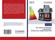 Portada del libro de Dış cephe mantolama malzemeleri Performans değerlendirmesi
