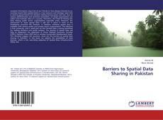 Buchcover von Barriers to Spatial Data Sharing in Pakistan