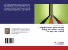 Bookcover of Polychromatic phenomena as key to understanding society and culture