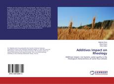 Bookcover of Additives Impact on Rheology
