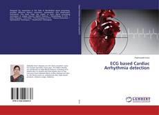 Borítókép a  ECG based Cardiac Arrhythmia detection - hoz