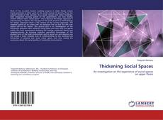 Bookcover of Thickening Social Spaces