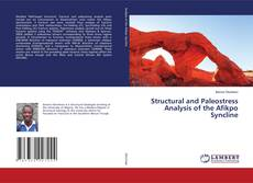 Bookcover of Structural and Paleostress Analysis of the Afikpo Syncline