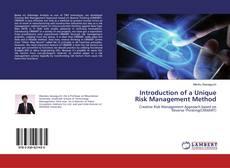 Copertina di Introduction of a Unique Risk Management Method