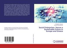 Buchcover von Social Enterprises: Secure a Sustainable Future in Europe and Greece