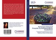 Portada del libro de Karasuyun Kimyasal Prosesler ile Arıtılabilirliğinin İncelenmesi