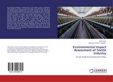 Portada del libro de Environmental Impact Assessment of Textile Industry