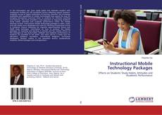 Buchcover von Instructional Mobile Technology Packages