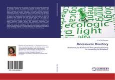 Bookcover of Bioresource Directory