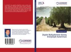 Zeytin Bahçelerinin Güneş Enerjisiyle Sulanması kitap kapağı