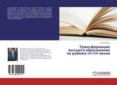 Трансформация высшего образования на рубеже XX-XXI веков的封面