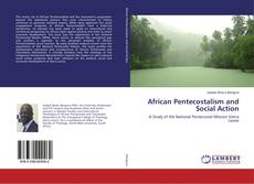 Buchcover von African Pentecostalism and Social Action
