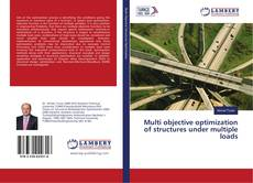 Capa do livro de Multi objective optimization of structures under multiple loads