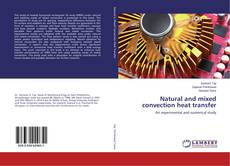 Portada del libro de Natural and mixed convection heat transfer
