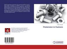 Pretension in Fastners kitap kapağı