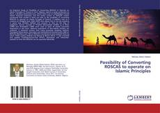 Bookcover of Possibility of Converting ROSCAS to operate on Islamic Principles