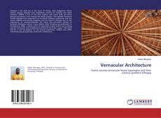 Portada del libro de Vernacular Architecture