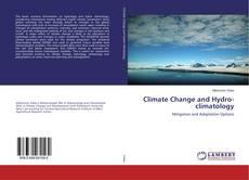 Climate Change and Hydro-climatology kitap kapağı