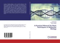 Bookcover of A Practical Manual for Basic Techniques in Molecular Biology