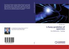 L-fuzzy gradation of openness的封面
