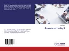 Bookcover of Econometrics using R
