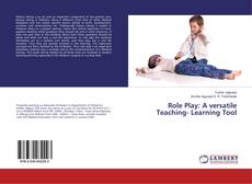 Role Play: A versatile Teaching- Learning Tool的封面